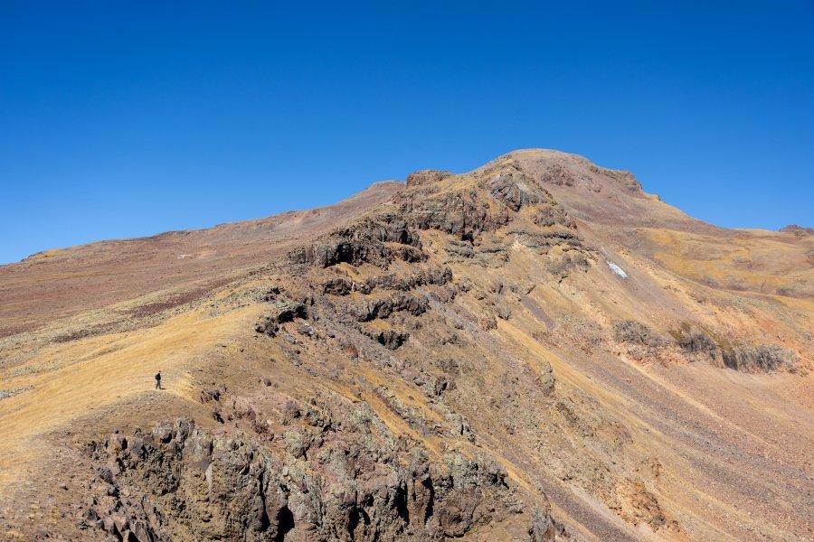Volcan Aragats, Arménie