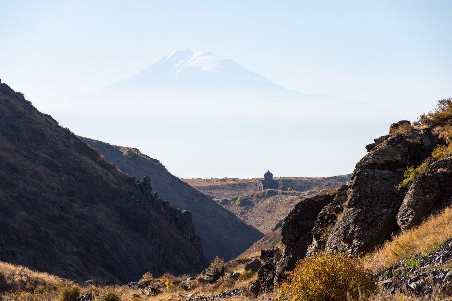 Forteresse d'Amberd, Arménie