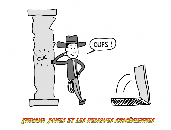 Indiana Jones en Arménie