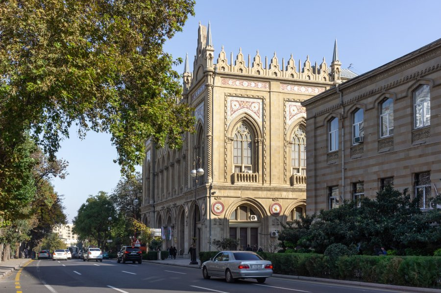 Institut des manuscrits de Bakou