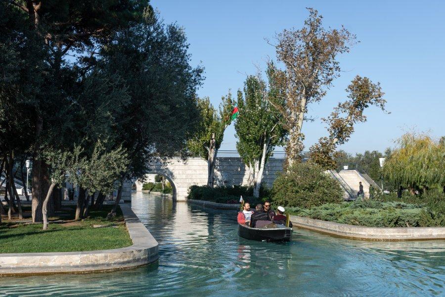 Petite Venise à Bakou