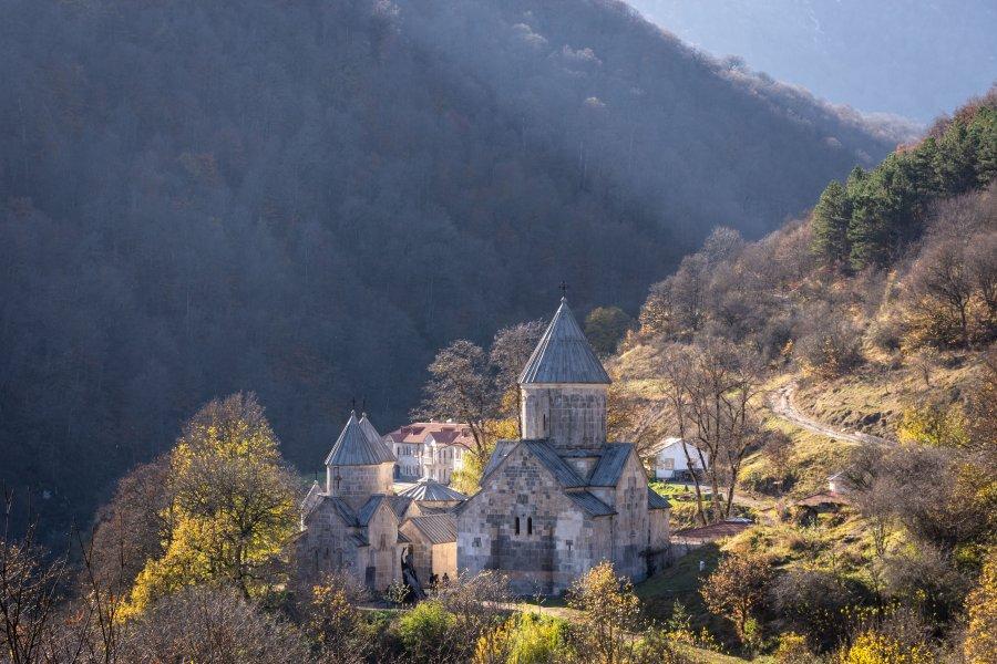 Monastère d'Haghartsin, Dilijan, Arménie
