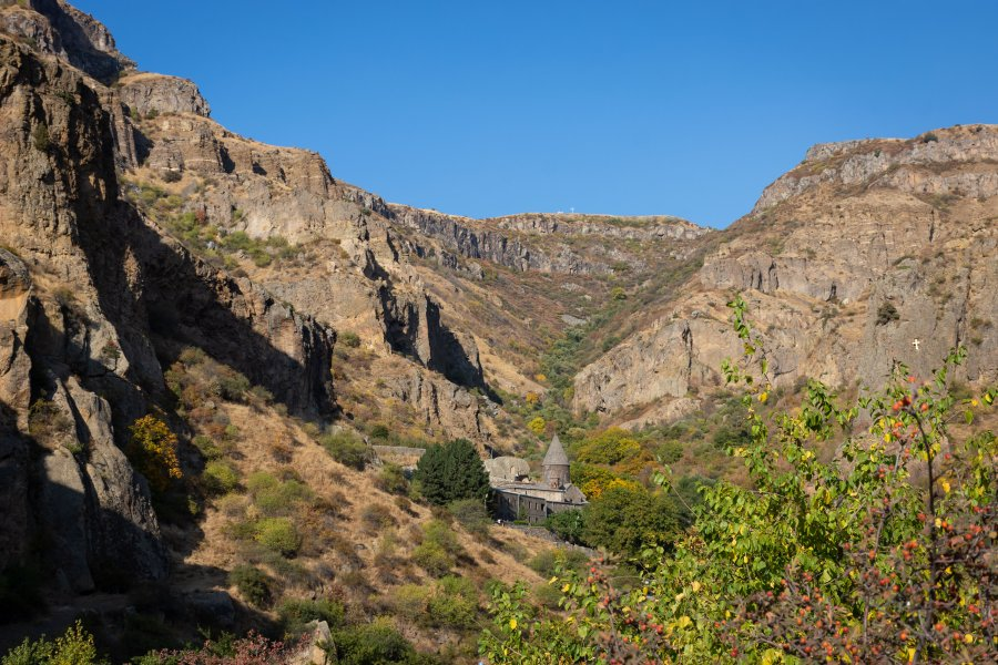Monastère de Geghard, Arménie
