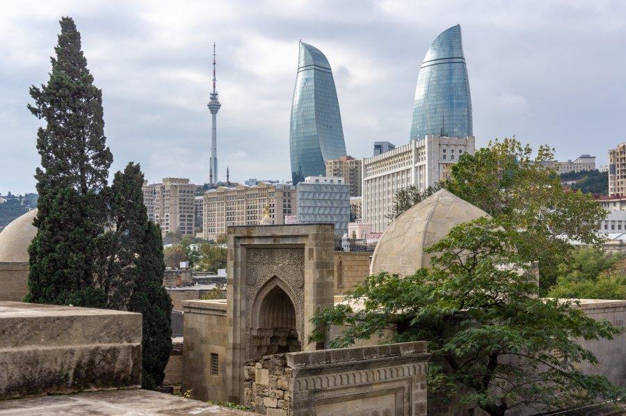 Palais des Chirvanchahs, Bakou