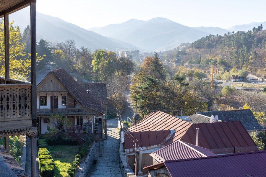 Old Dilijan, Arménir