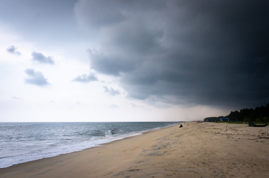 Marari Beach, Alleppey, Kerala