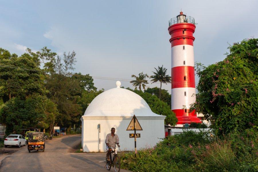 Phare d'Alleppey, Kerala