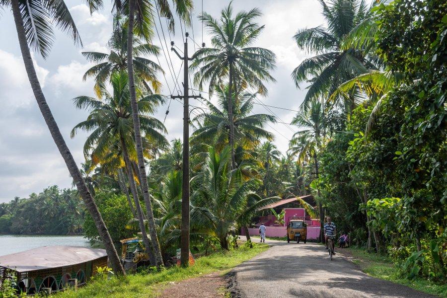 Munroe Island, Kollam, Kerala, Inde