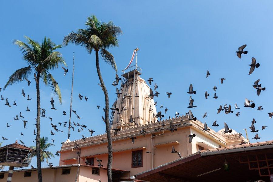 Temple jain de Fort Kochi, Kerala, Inde