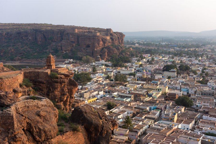 Temples de Badami, Karnataka, Inde