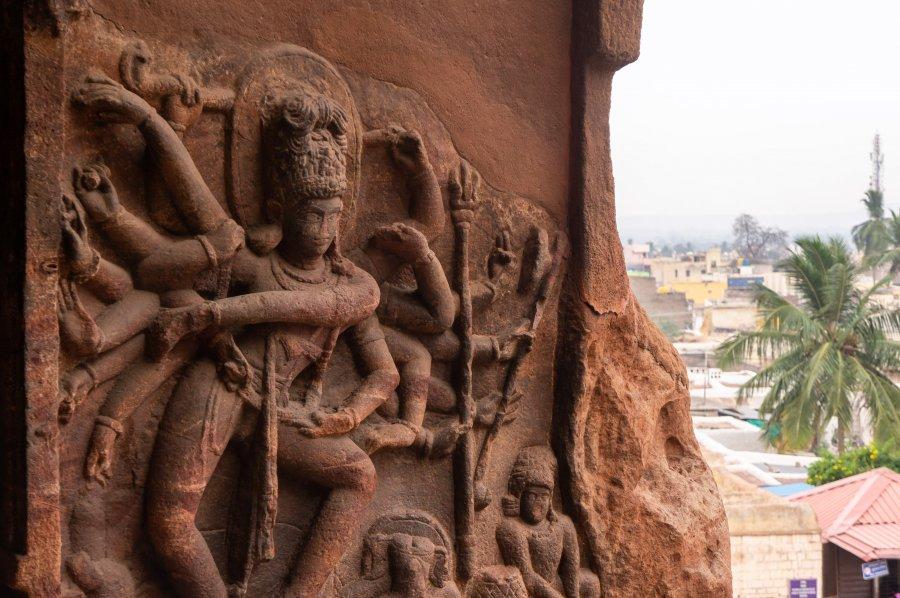 Temples de Badami, Inde