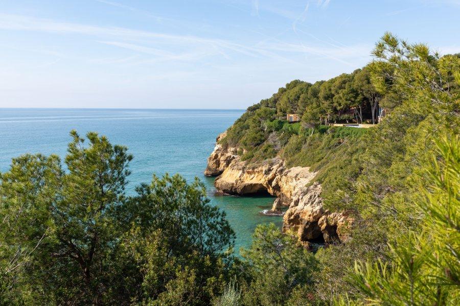 Cala de la Costa Daurada, Tarragona