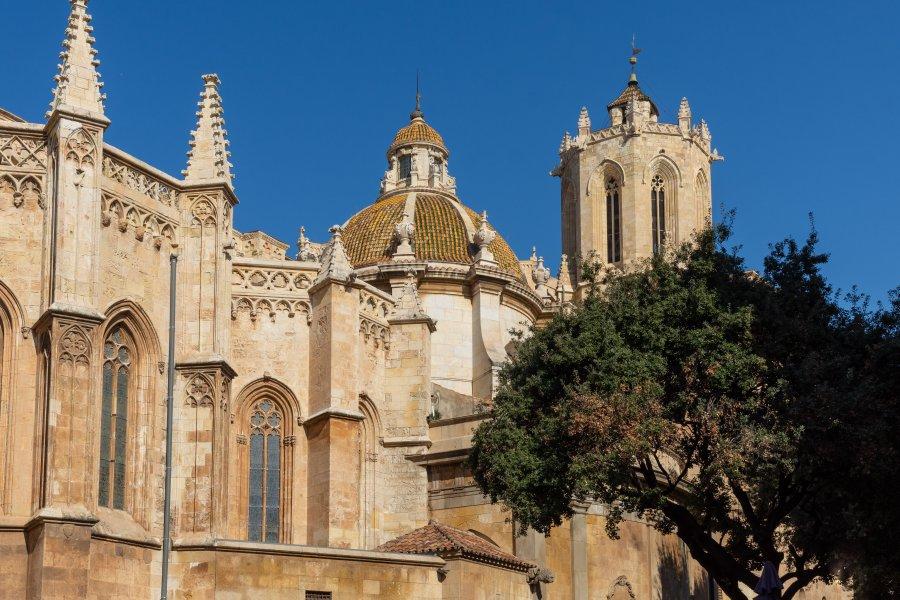 Cathédrale de Tarragone, Espagne