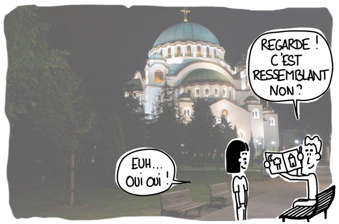 Dessin : les débuts de dessinateur de Mi-raison, en 2016