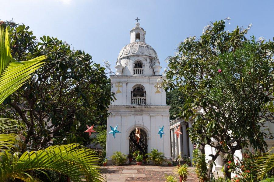 Église arménienne à Chennai, Inde