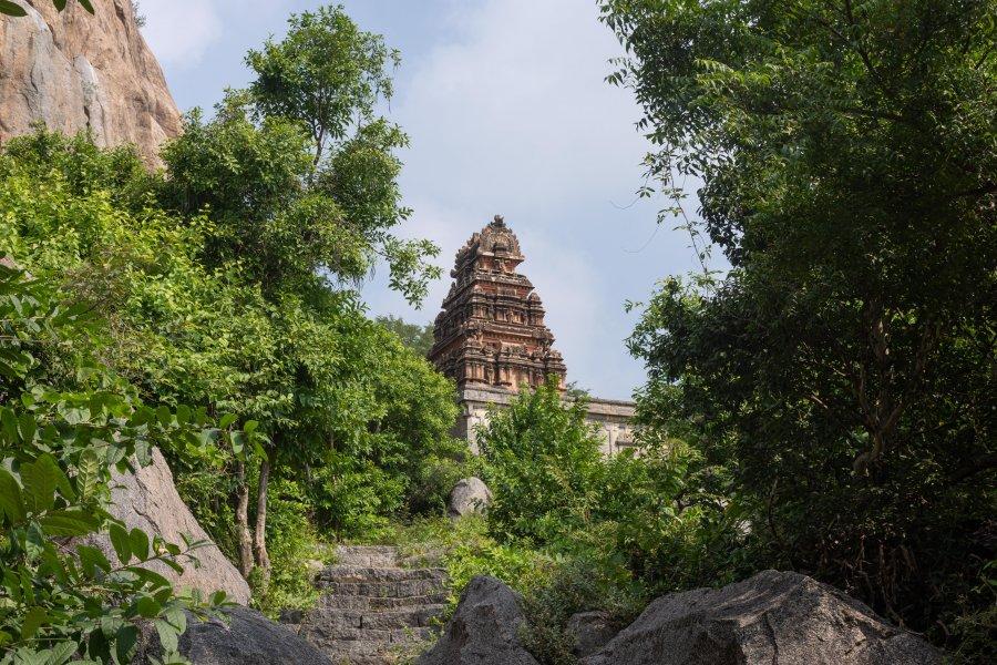 Fort de Gingee, Tamil Nadu, Inde
