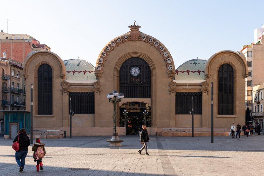 Mercat central de Tarragone, Catalogne