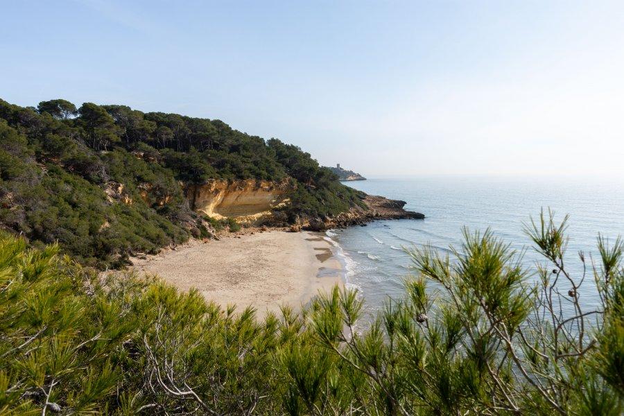 Crique de la Costa Dorada, Tarragona