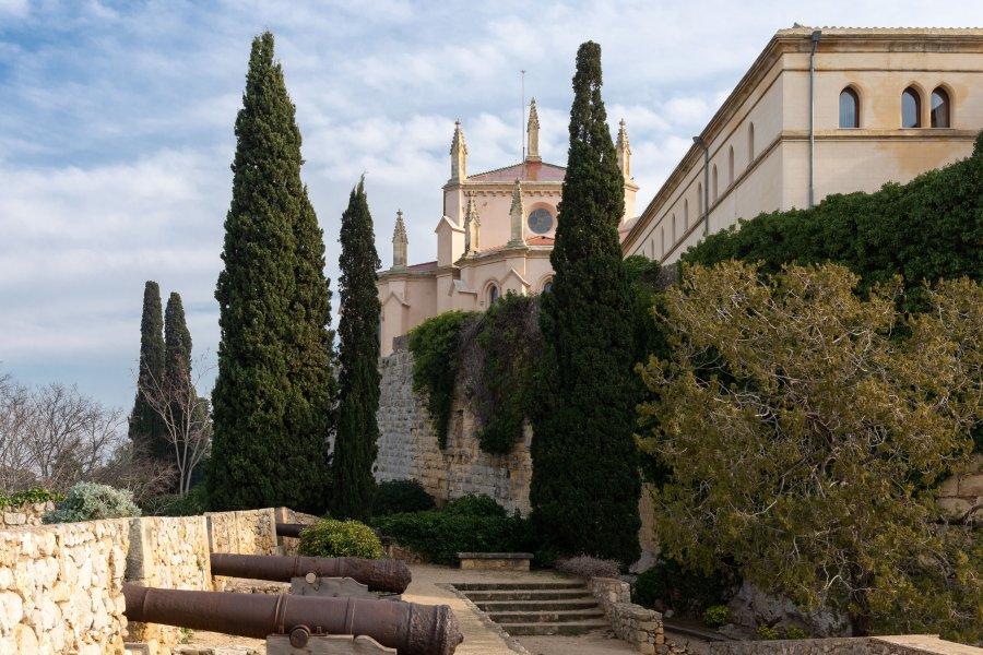 Murailles de Tarragone, Espagne
