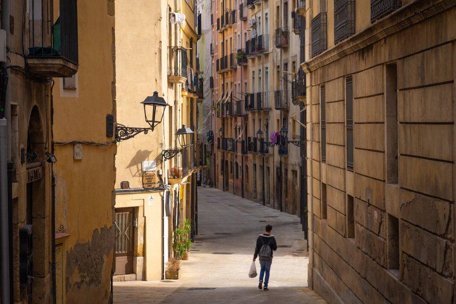 Ville de Tarragone, Catalogne