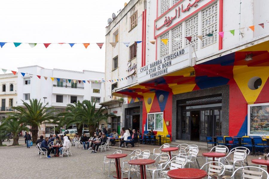 Cinémathèque de Tanger, Maroc