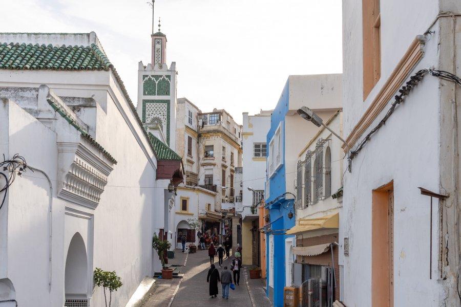 Médina de Tanger, Maroc