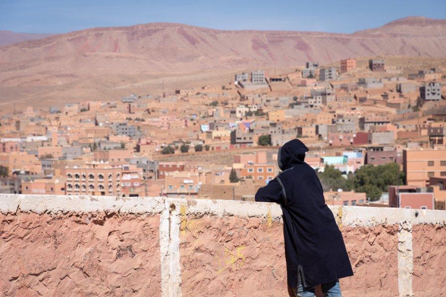 Boulmane Dadès au Maroc