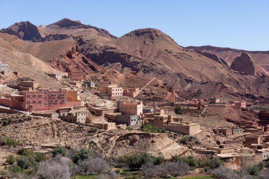 Gorges de Dadès, Ouarzazate, Maroc