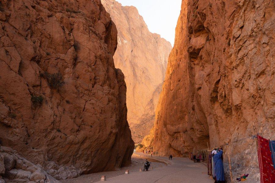 Gorges du Todgha, Maroc