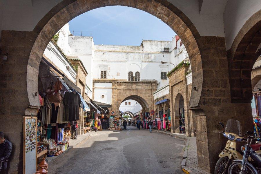 Habous, Casablanca, Maroc
