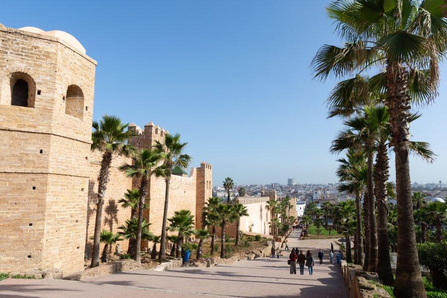 Kasbah des Oudayas, Rabat
