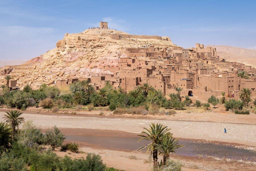 Ksar d'Aït Ben Haddou, Ouarzazate, Maroc