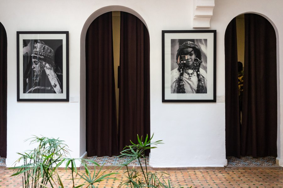 Maison de la photographie à Marrakech