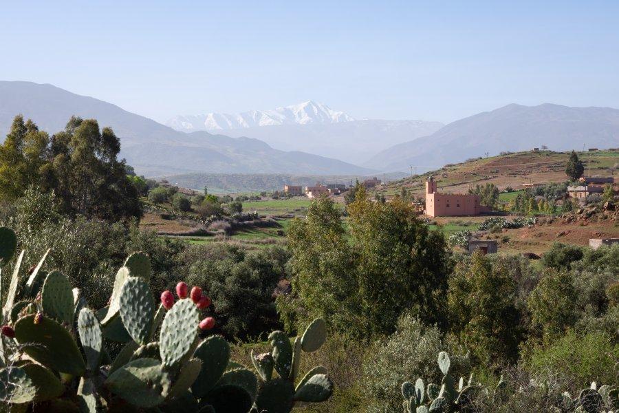 Road trip de Marrakech à Ouarzazate