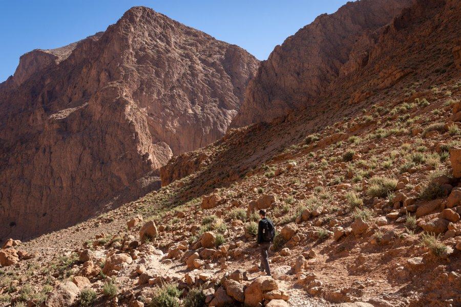 Randonnée à Tinghir, Gorges du Todgha, Maroc