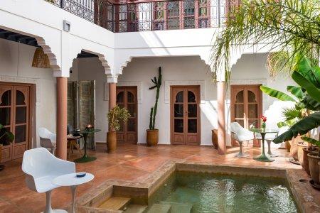 Riad à Marrakech au Maroc
