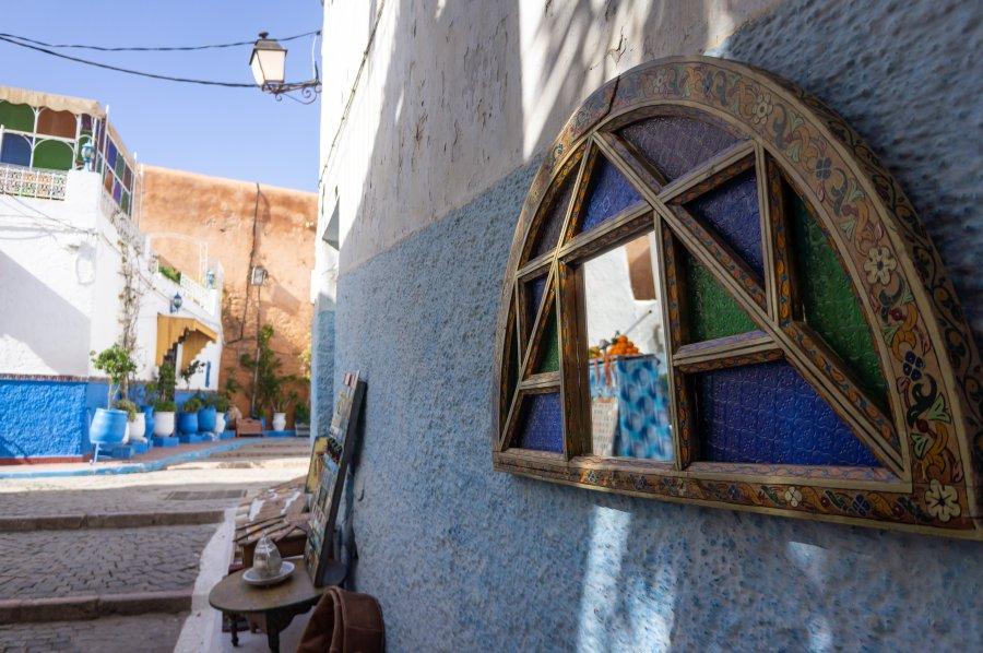 Ruelle de la Kasbah de Rabat