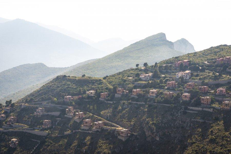 Randonnée du Capo Gallo, Palerme, Sicile