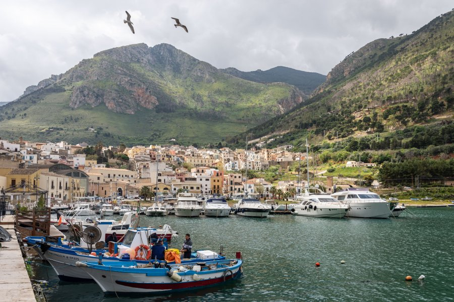 Castellammare del Golfo, Ouest Sicile