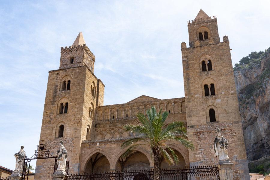 Cathédrale de Cefalù en Sicile
