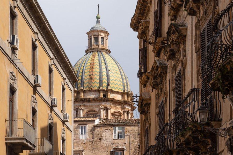 Palerme en Sicile, Italie