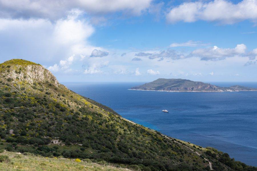 Favignana et Levanzo, îles Égades