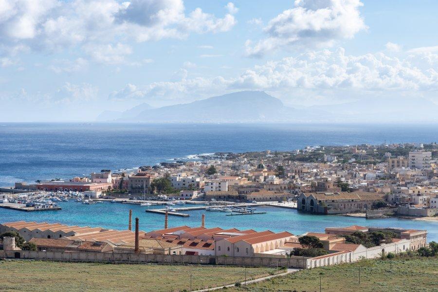Île de Favignana, Sicile
