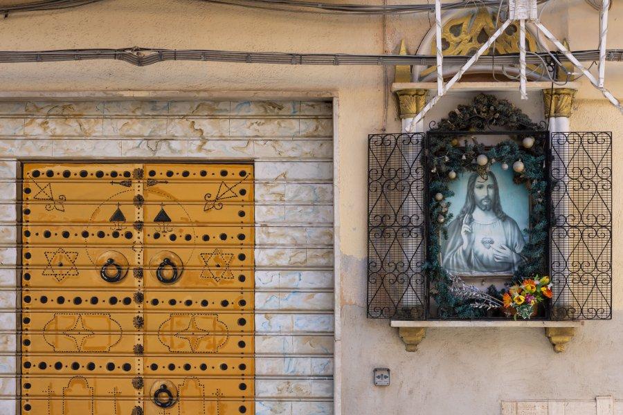 Islam et catholicisme côte à côte