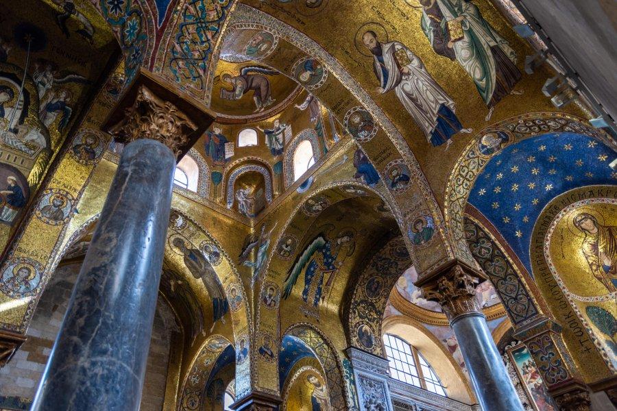 Église de la Martorana à Palerme