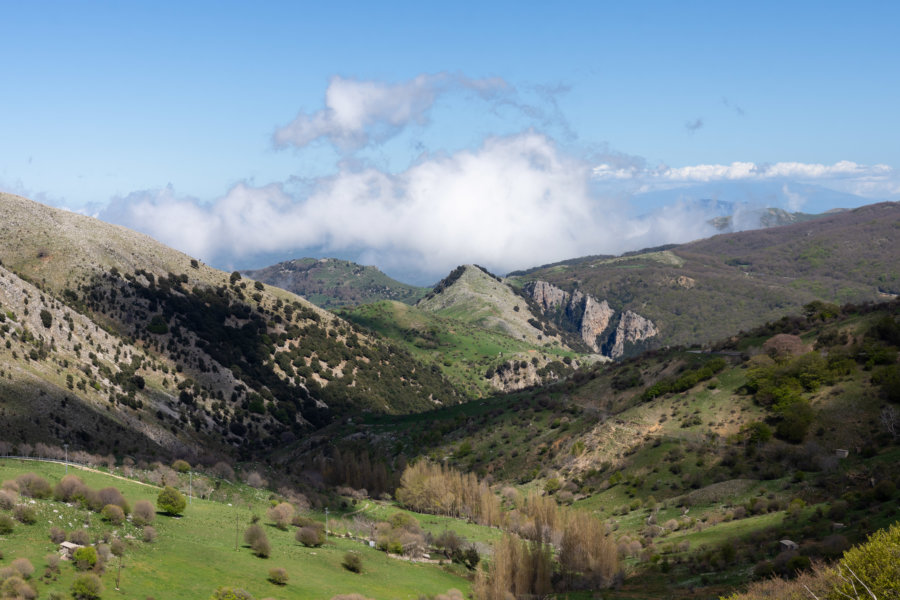 Montagnes des Madonie, Sicile