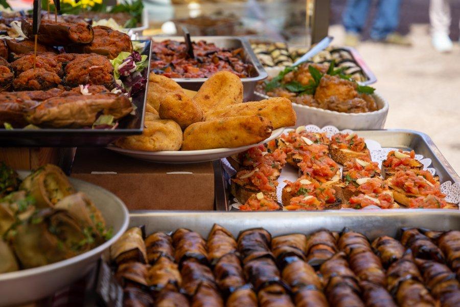 Nourriture sicilienne
