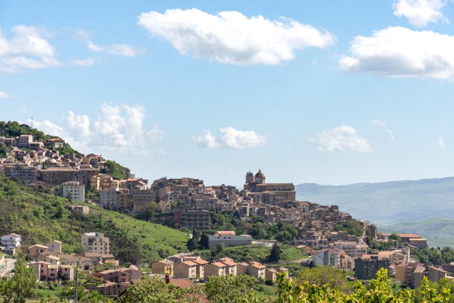 Petralia Sottana, Madonie, Sicile