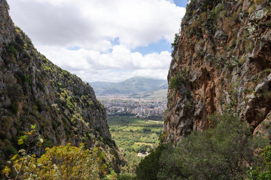Randonnée sur le Monte Pellegrino, Palerme
