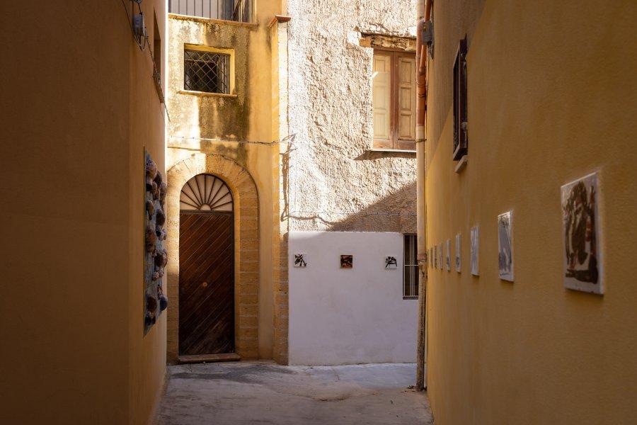 Ruelle de Mazara del Vallo, Sicile